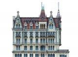 Maison Mercier / Lauzanne / ed.Gallimard