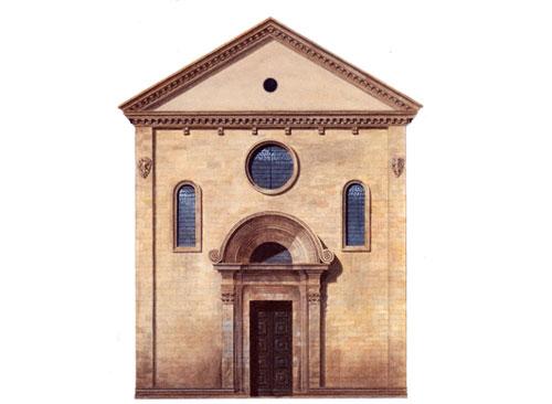 Eglise San Felice / Florence
